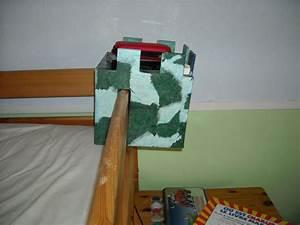 Table De Nuit Pour Lit Mezzanine : chateau de nuit une autre idee du carton ~ Melissatoandfro.com Idées de Décoration