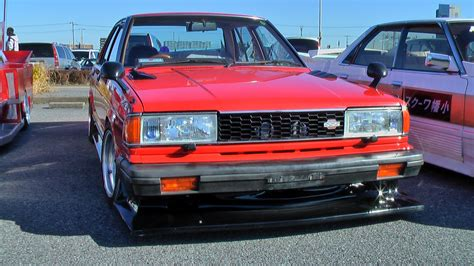 nissan bluebird topworldauto gt gt photos of nissan bluebird sss photo