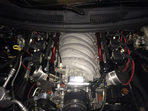 ls  fabricated valve covers  katech coil relocation