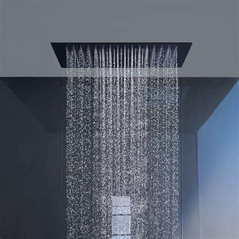 axor starck ceiling mount square shower heaven shower