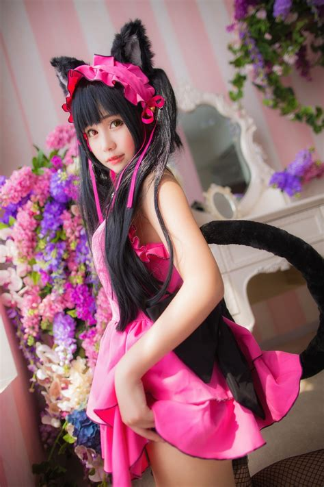 Korea Cosplay Nude Naked Photo