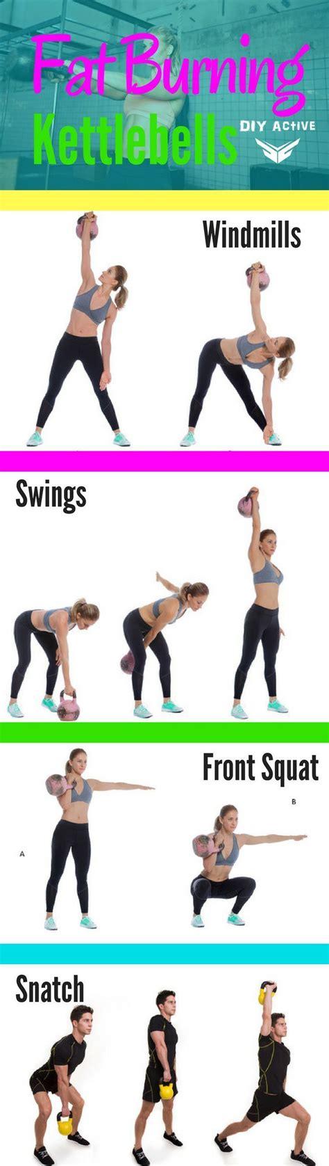 kettlebell workout diyactive improve strength