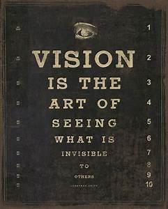 Best 25+ Vision... Power Of Vision Quotes