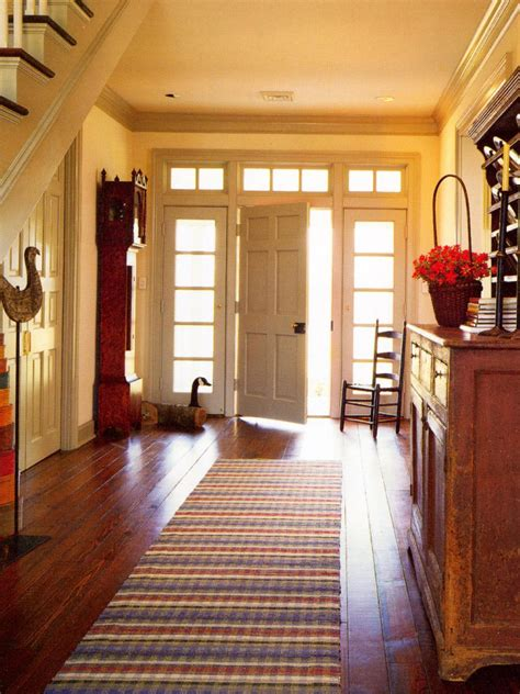 Make The Most Of Your Foyer Hgtv