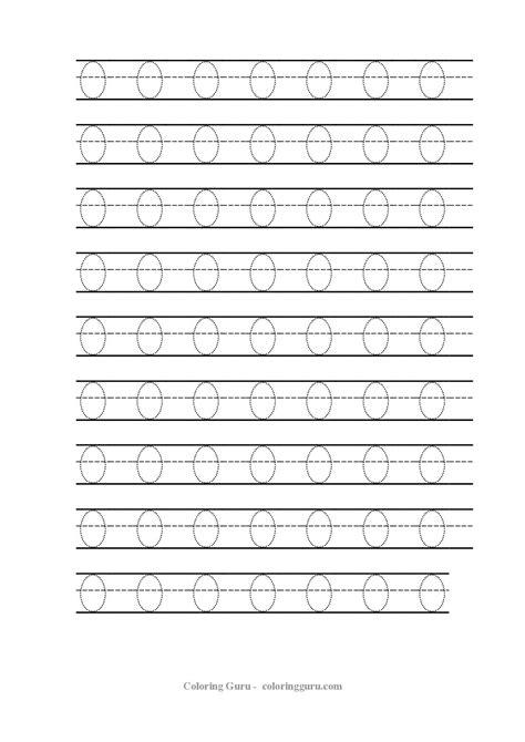 number zero worksheet preschool free worksheet printables