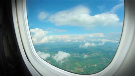 Airplane Window Stock Video Footage 4k And Hd Video