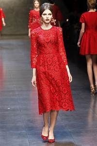 dolce and gabbana milan fashion week fall 2013 flare With robe dolce et gabbana