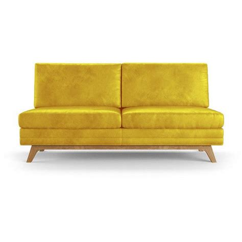 Yellow Leather Sofa And Loveseat by 25 Best Ideas About Yellow Leather Sofas On