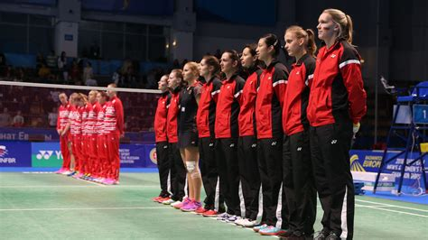 Die schnellste ist per flugzeug nach hamburg und dauert 2¾ stunden. EWTC: Deutschland - Dänemark 1-3   Deutscher Badminton Verband