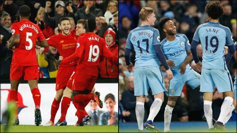 Premier League | Manchester City v/s Liverpool: Live ...