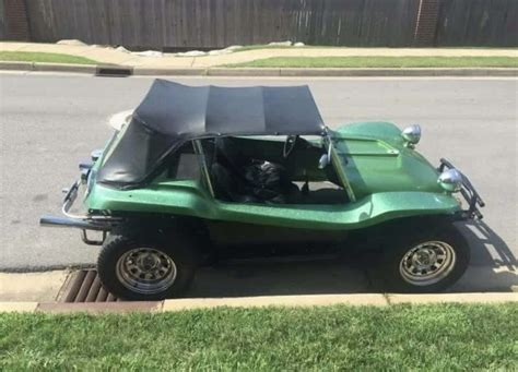 1969 Vw Dune Buggy Street Legal Clear Title