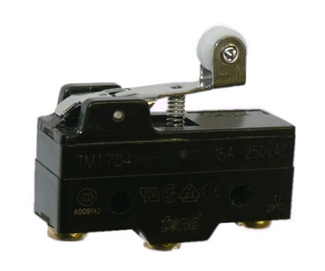 Tend 27mm Roller Lever Micro Switch Globelink