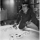 Jackson Pollock | 582 x 594 jpeg 40kB