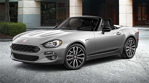 2019 Fiat 124 Spider Gains Urbana Edition In The Us