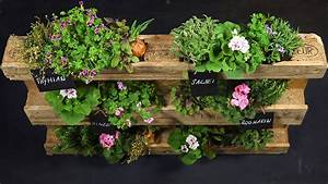 Palette Bepflanzen Anleitung : blume 2000 einfach machen urban gardening mit europalette youtube ~ Whattoseeinmadrid.com Haus und Dekorationen