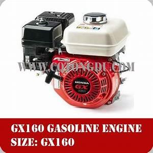 China Honda Gasoline Engine Gx160 5 5hp Motor Honda For