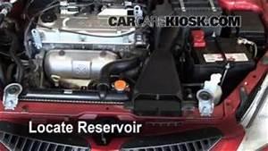 2002 Mitsubishi Lancer Check Engine Light Add Windshield Washer Fluid Mitsubishi Lancer 2002 2007