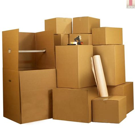 1 Room Wardrobe Moving Kit 10 Packing Boxes And Moving