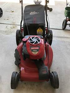 Craftsman Lawn Mower Parts Model 917