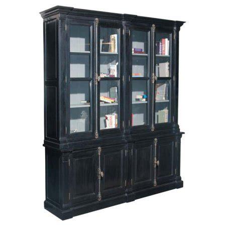 china cabinet walmart the bookcase china cabinet black walmart