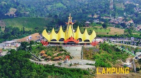 tempat wisata  lampung terbaru   hits