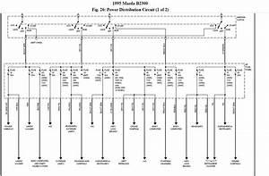 1995 Mazda B2300 Radio Wiring Diagram