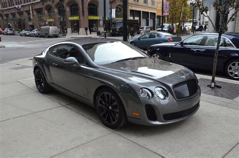 bentley continental 2010 2010 bentley continental supersports stock gc1302 for