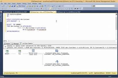 Query Sql Statistics Server Sqlhints