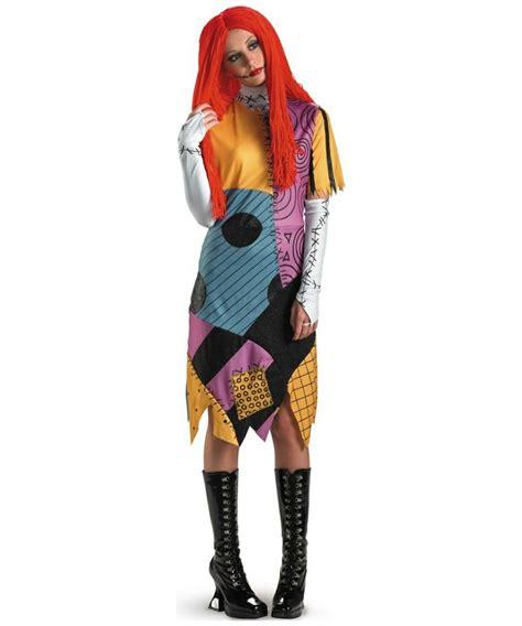 adult sallydisney costume women halloween costumes