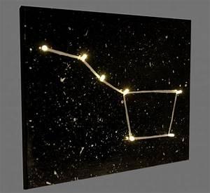 Light up constellation canvas fun family crafts