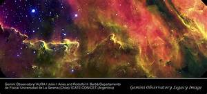 Stellar nursery is a cliffhanger : Space and Astronomy ...