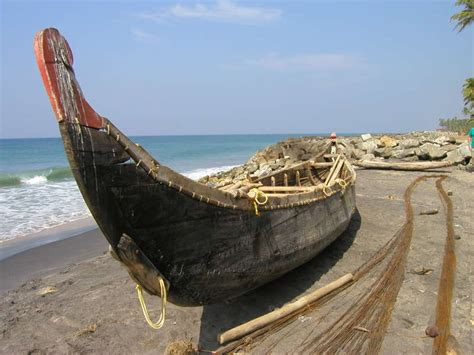 Fishing Boat In Kerala by Varkala Fishing Boat Kerala India Travel Forum