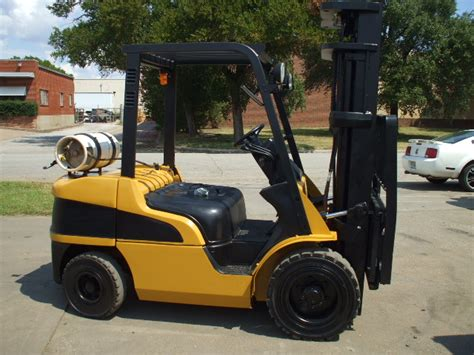 caterpillar forklifts sale houston