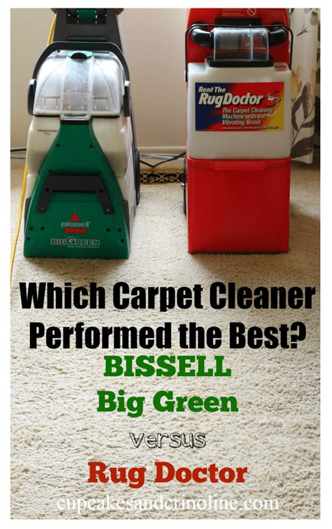rug doctor rentals bissell big green versus rug doctor the how to home