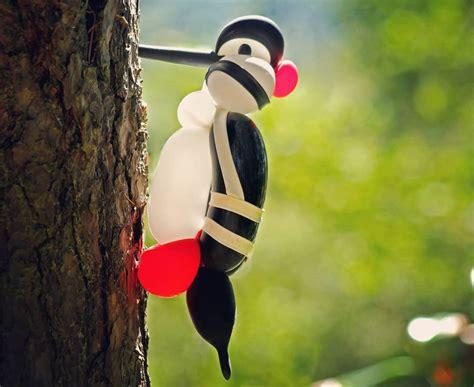 artist   awesome balloon birds playjunkie
