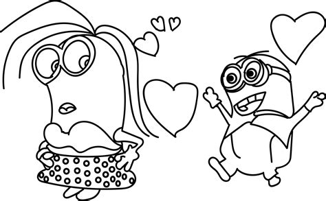 100 Doodlebops Coloring Pages Hula Minion Page