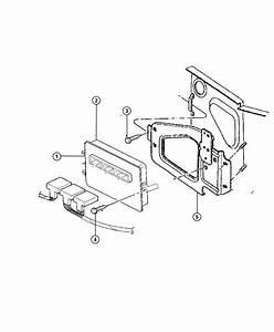Dodge Ram 1500 Module  Powertrain Control  Generic