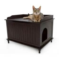 cat box catbox litter box enclosure