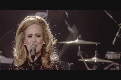 Adele Rolling In The Deep Live Royal Albert Hall