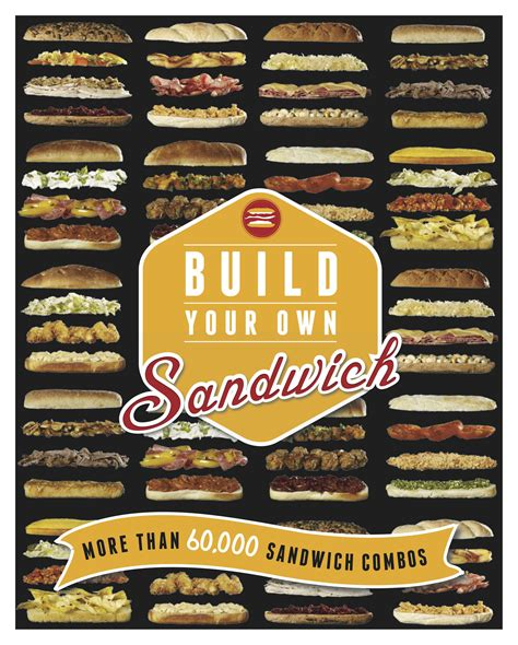 Build Your by Build Your Own Sandwich Vicki Smallwood 9781845436322