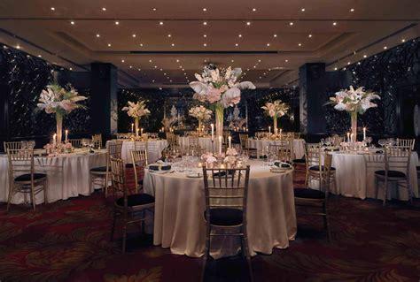 luxury wedding venues packages london  fair hotel