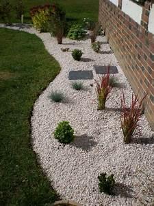 deco gravier jardin mc immo With decoration jardin avec cailloux 2 idees de decoration de jardin pas cher archzine fr