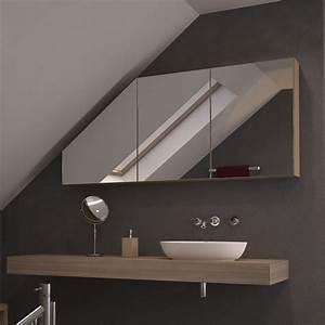 Spiegel Mit Schräge : spiegelschr nke f r dachschr gen nach ma spiegelschrank ~ Michelbontemps.com Haus und Dekorationen