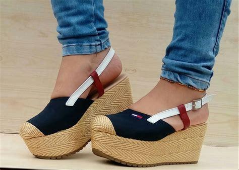 Zapatos Colombianos Para Dama Ultima Moda Plataforma