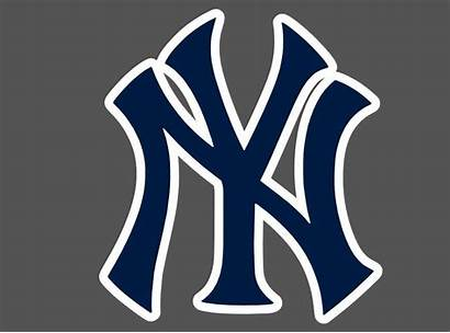 Yankees York Decal Symbol Clipart Nyy Clip