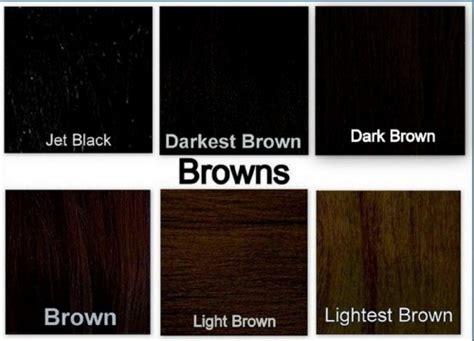 shades of black color hair dye wanna wanna