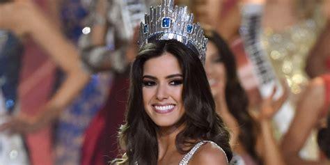 Paulina Vega Miss Universe Hairstyles And Haircut 2017