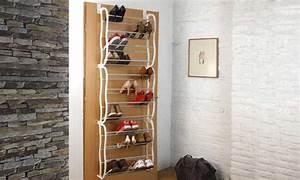 Schuhregal Für Die Tür : schuhregal f r die t r groupon goods ~ Bigdaddyawards.com Haus und Dekorationen