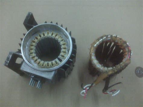 Electric Motor Winding by Teknikem Electronics