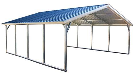 12x31 vertical style metal carport alan s factory outlet